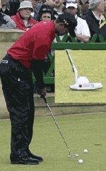 Tiger Woods Scotty Cameron