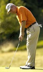 Ben Crenshaw - the best putter in golf?