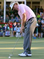 Brandt Snedecker putting