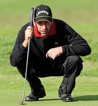 Jose Maria Olazabal won the 1994 US Masters with a Ping Zing